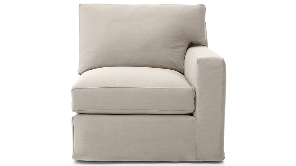 Slipcover Only for Axis II Right Arm Sectional Chair
