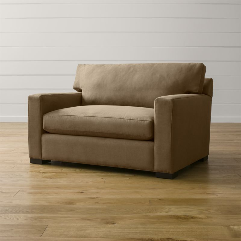 axis ii sleeper chair crate and barrel