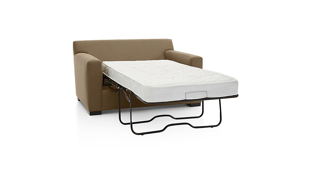Axis Ii Twin Sleeper Chair Douglas Coffee Crate And Barrel
