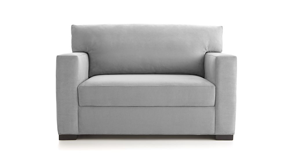Axis Ii Twin Ultra Memory Foam Sleeper Sofa Douglas