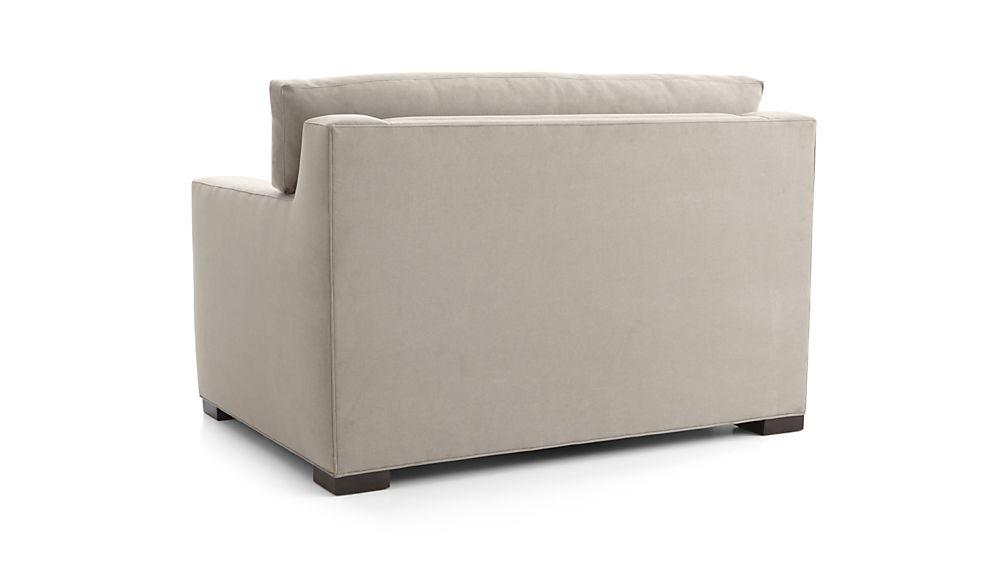 Axis Ii Twin Ultra Memory Foam Sleeper Sofa Douglas