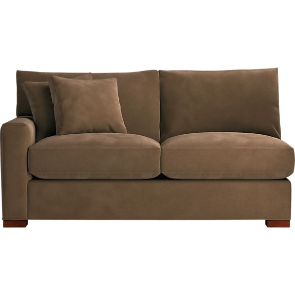 Axis Left Arm Sectional Full Sleeper
