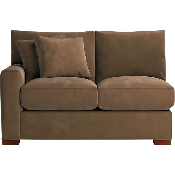 Axis Left Arm Sectional Loveseat