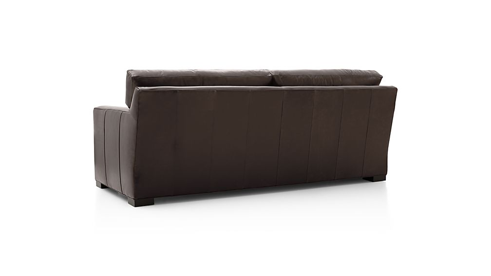 Axis II Leather 2-Seat Sofa