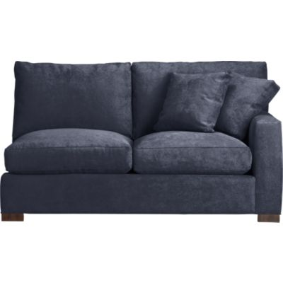 Axis Right Arm Sectional Apartment Sofa