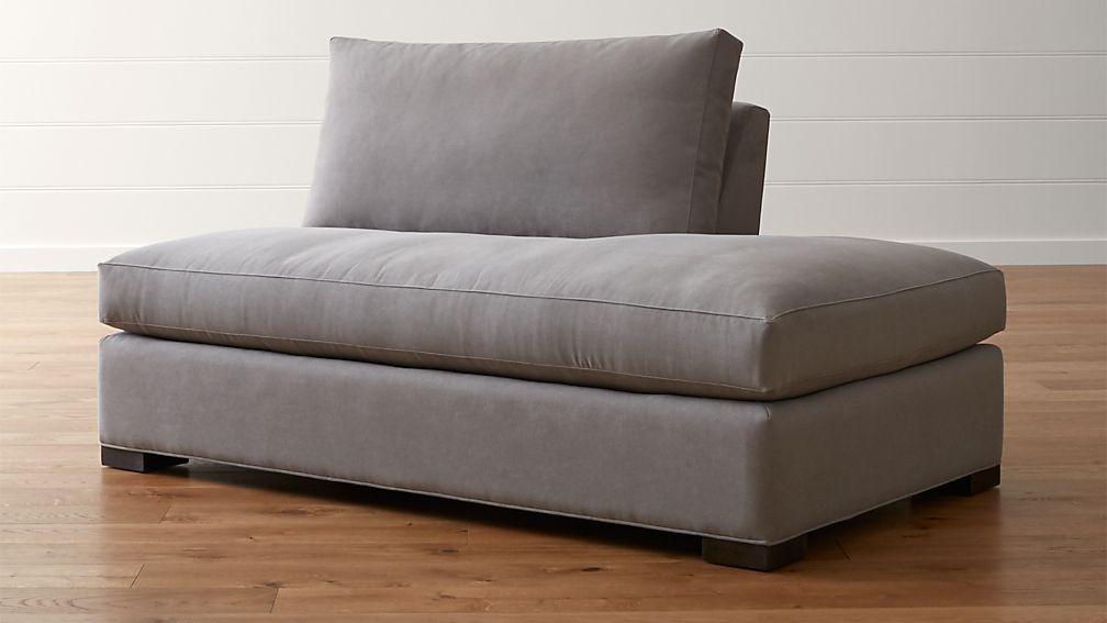 Axis II Right Bumper Sofa