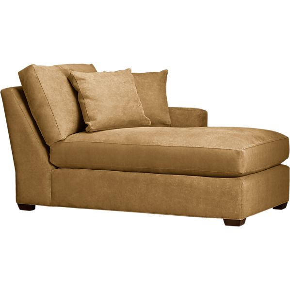 Axis Right Arm Sectional Chaise