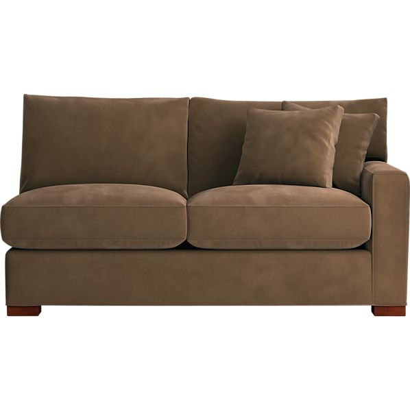 Axis Right Arm Sectional Full Sleeper