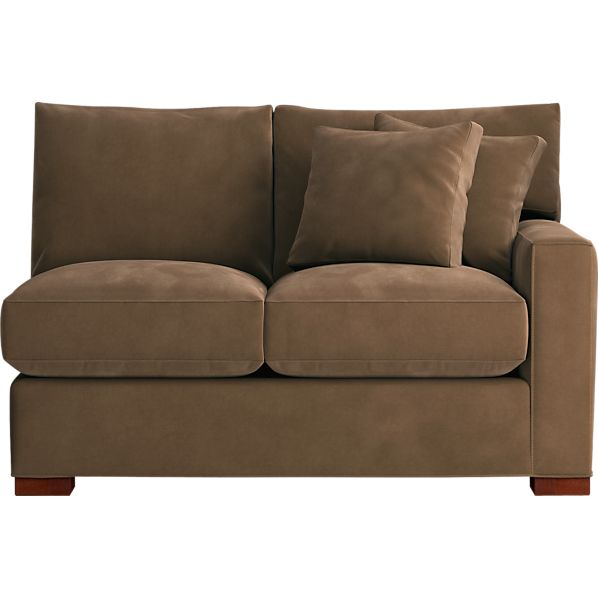 Axis Right Arm Sectional Loveseat