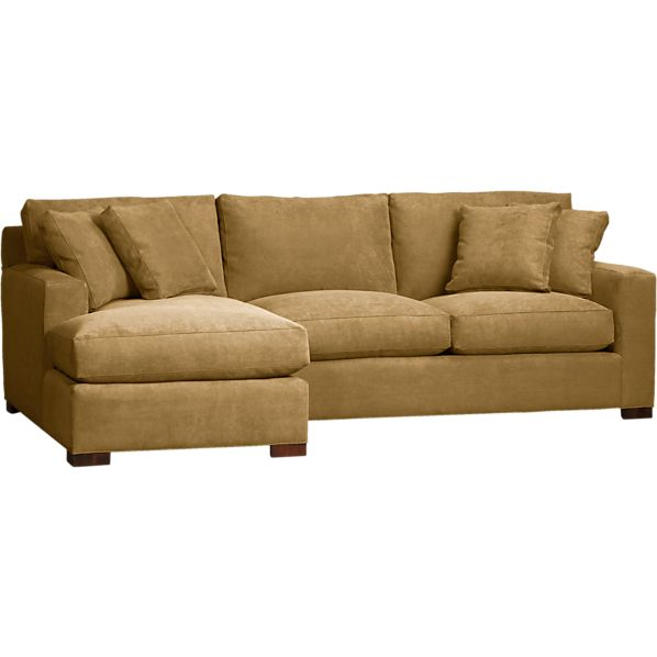Axis 2-Piece Left Arm Chaise Sectional