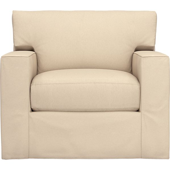 Slipcover Only for Axis Swivel Chair
