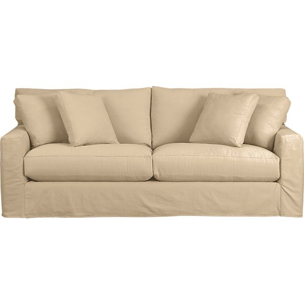Slipcover Only for Axis 2-Seat Queen Sleeper Sofa