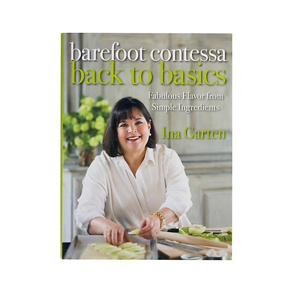 """Barefoot Contessa Back to Basics"" Cookbook"