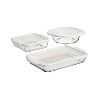 Bake and Store Baking Dishes
