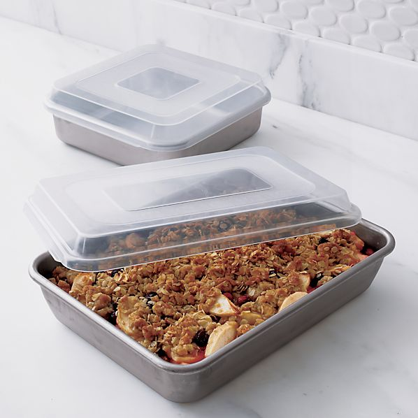 """Nordic Ware ® Bake and Store 13""""x9"""" Pan"""