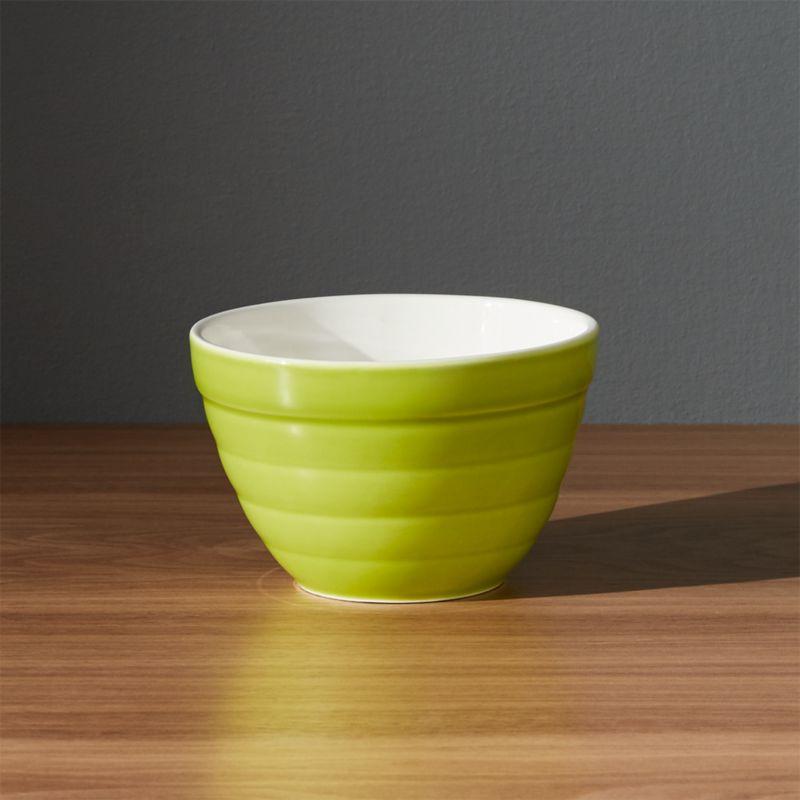 Baker Light Green Mini Bowl