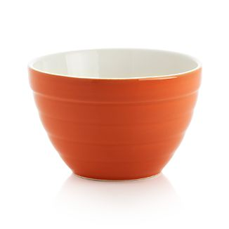 Baker Orange Mini Bowl