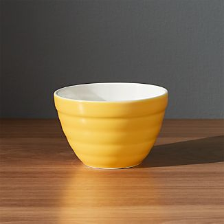 Baker Yellow Mini Bowl
