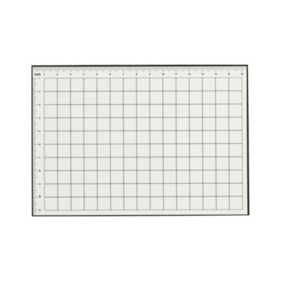 Baking Mat with Grid Pattern