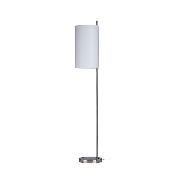 Balance Nickel Floor Lamp