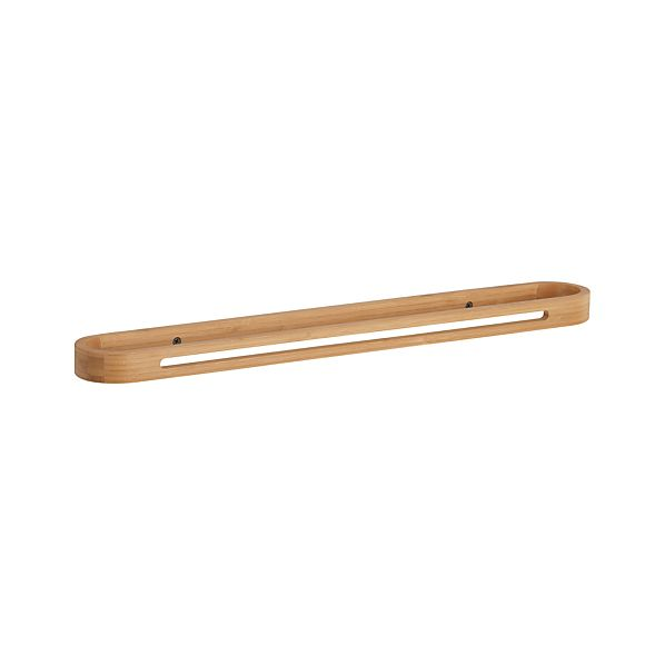 Bamboo Towel Bar