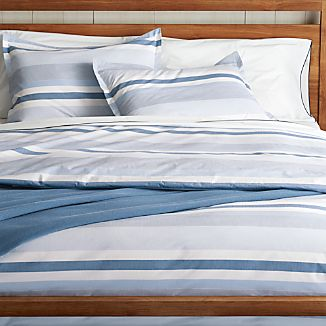 Bar Harbor Duvet Covers and Pillow Shams
