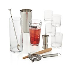 11-Piece Boxed Bar Set