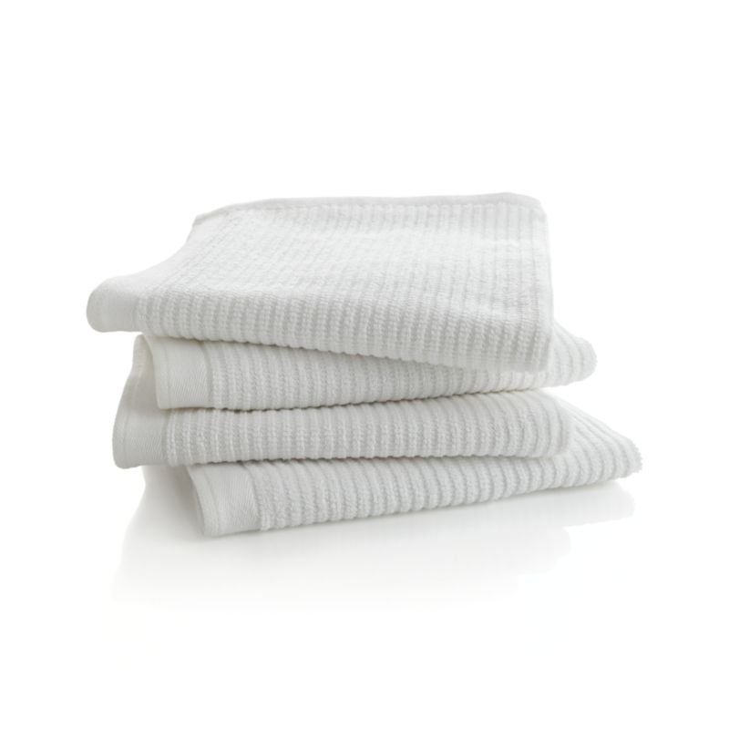 Set of 4 Bar Mop Dish Towels