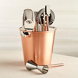 Bar Tool Set Copper