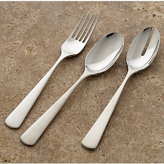 Barberry 3-Piece Serving Set