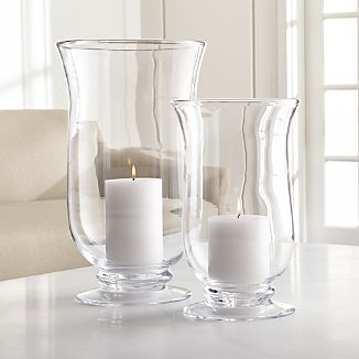 Barlow Hurricane Candle Holders