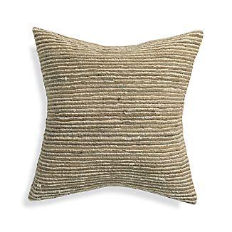 "Barnabas Neutral 20"" Pillow"