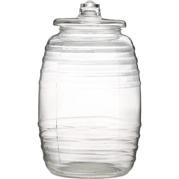 10-Liter Barrel Jar