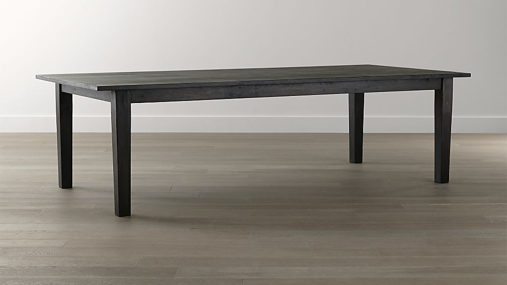 "Basque Java 104"" Dining Table"