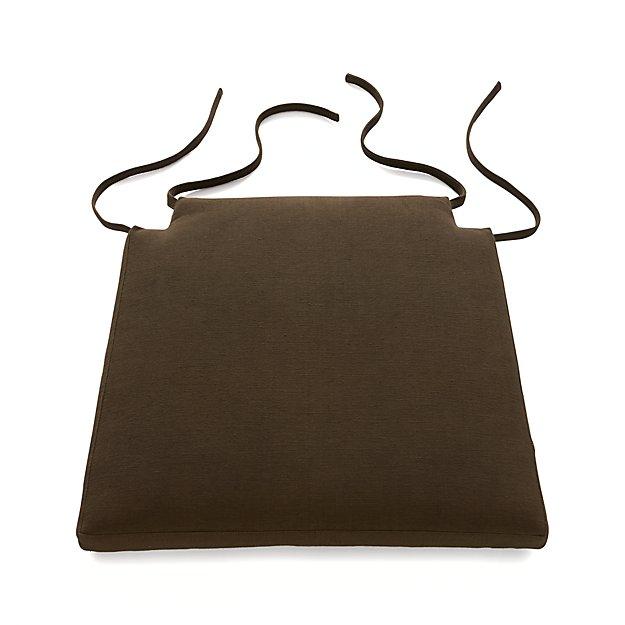 Basque Cocoa Chair–Bar Stool Cushion