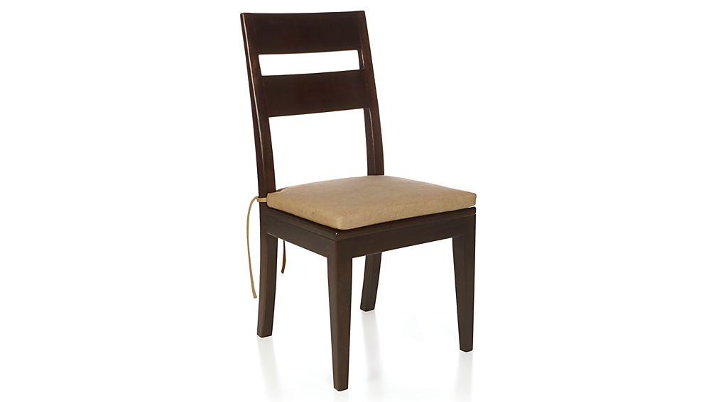 Basque Natural Chair–Bar Stool Cushion