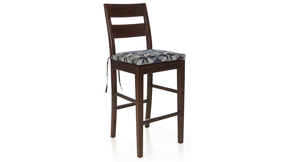 Basque Dot Print Chair–Bar Stool Cushion