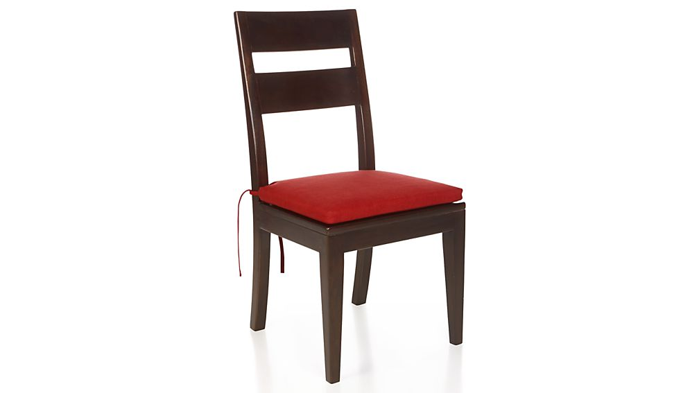 Basque Stripe Chair–Bar Stool Cushion