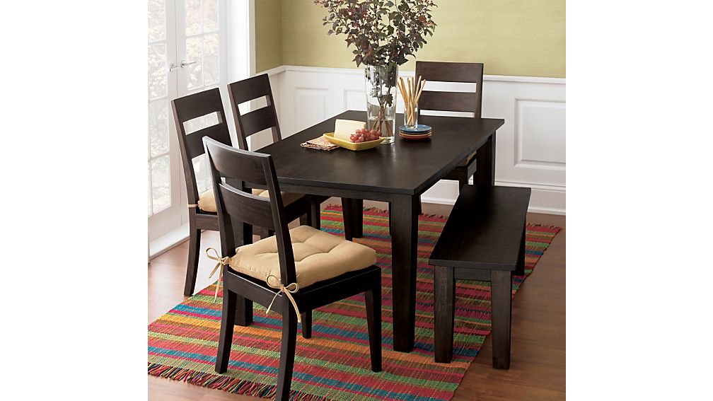 """Basque Java 104"""" Dining Table"""