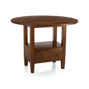Basque Honey High Dining Table