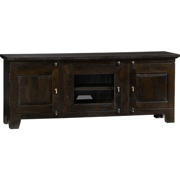 "Basque Java 69"" Media Console"