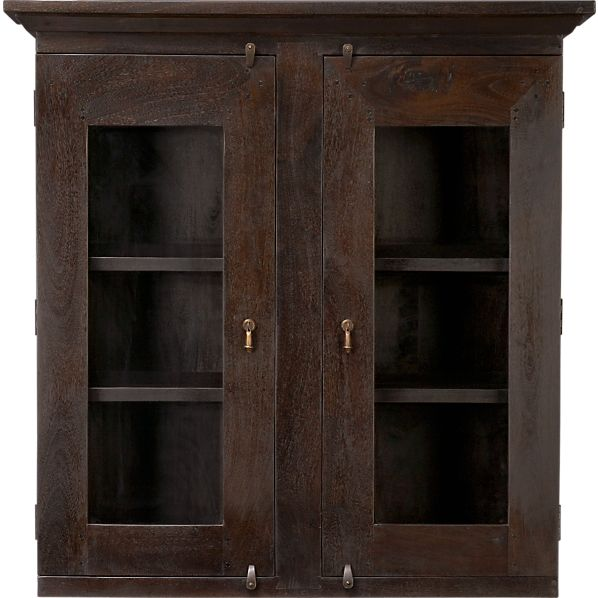 Basque Java Small Hutch Top