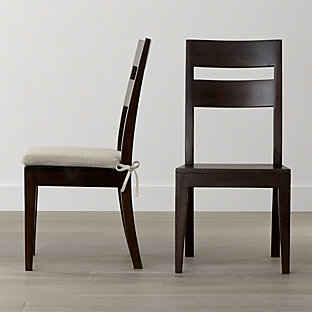 Basque Java 65 Quot Dining Table Crate And Barrel