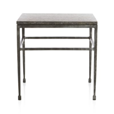 Bastille Granite Side Table