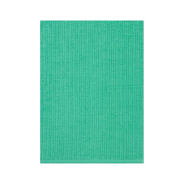 Ribbed Seaglass Bath Sheet