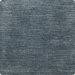 Baxter Blue Wool Rug 6 X9 Reviews Crate And Barrel