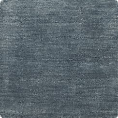 "Baxter Blue Wool 12"" sq. Rug Swatch"