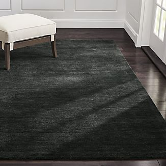 Baxter Carbon Wool Rug