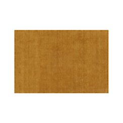 Baxter Gold Yellow Wool 6'x9' Rug