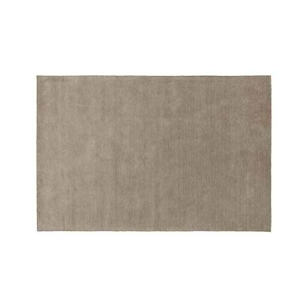 Baxter Putty Wool 8'x10' Rug